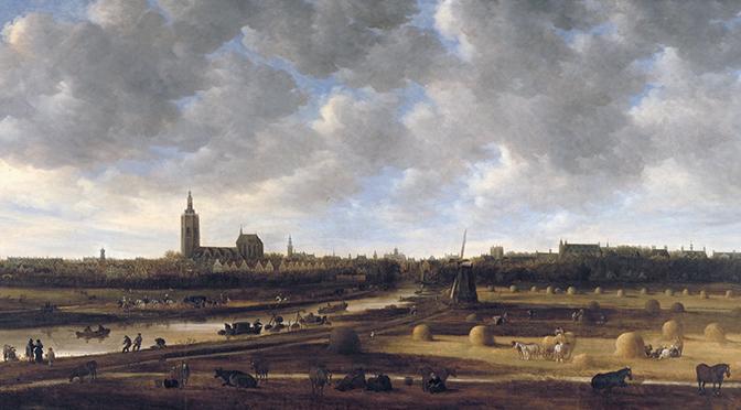 Le musée d'histoire de La Haye