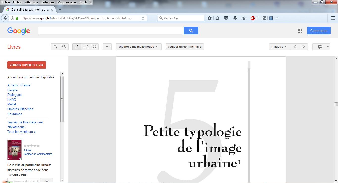 Astuce Recuperer Les Pages D Un Livre Present Dans Google Books
