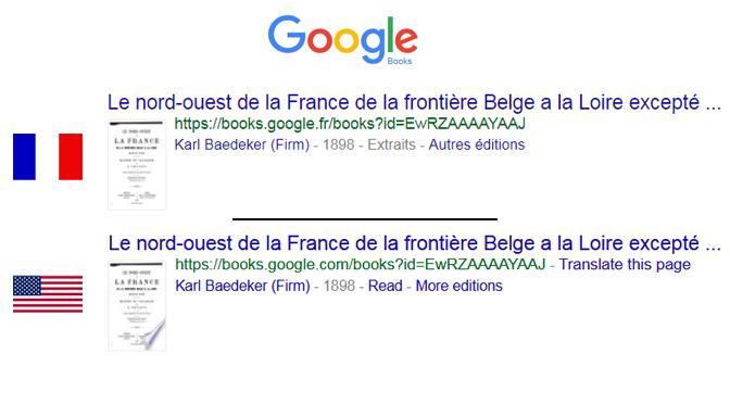 Google Books et le filtrage géographique du domaine public
